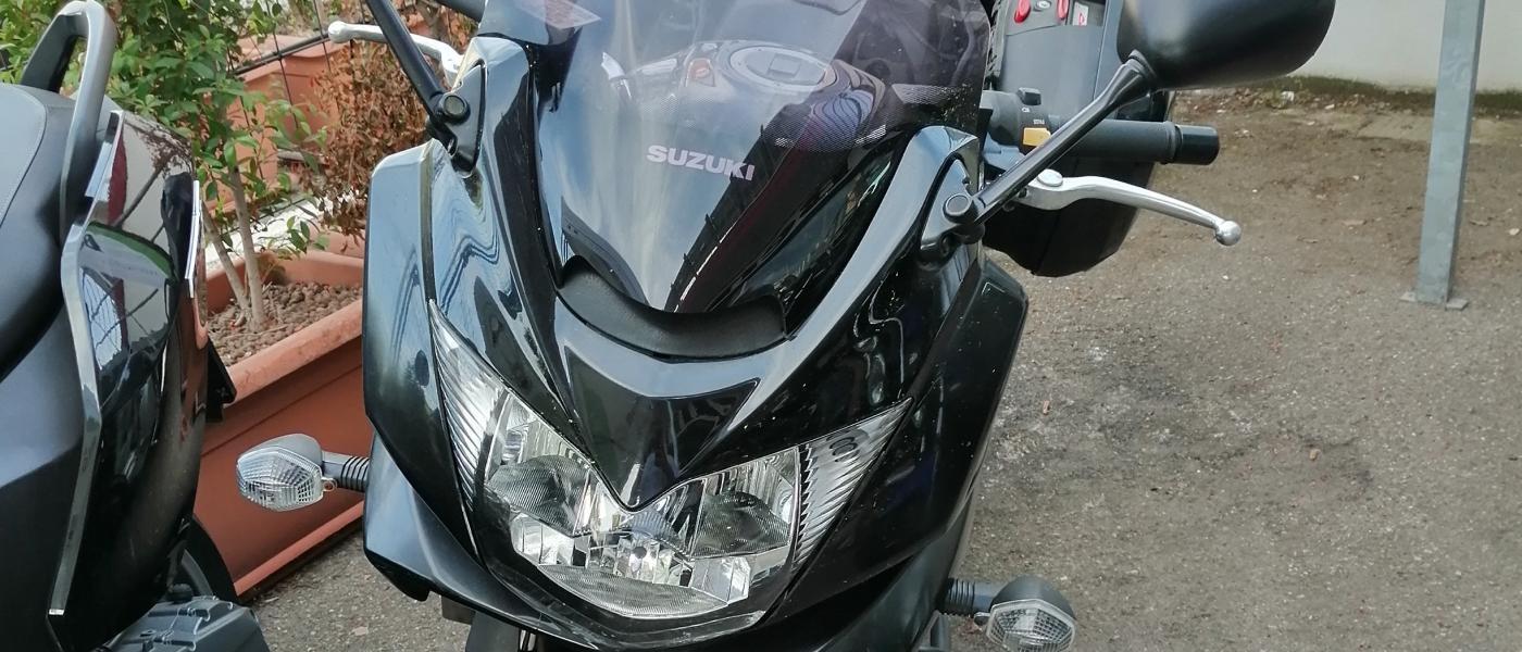 Suzuki Bandit S 650 - 2007